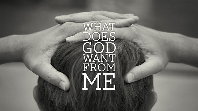 What Does God Think of Me?